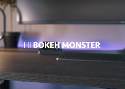 Unboxing the BOKEH MONSTER Helios 44-2 58                                                                —————————                                                                                                                                           DIRECTOR – DOP – EDITOR